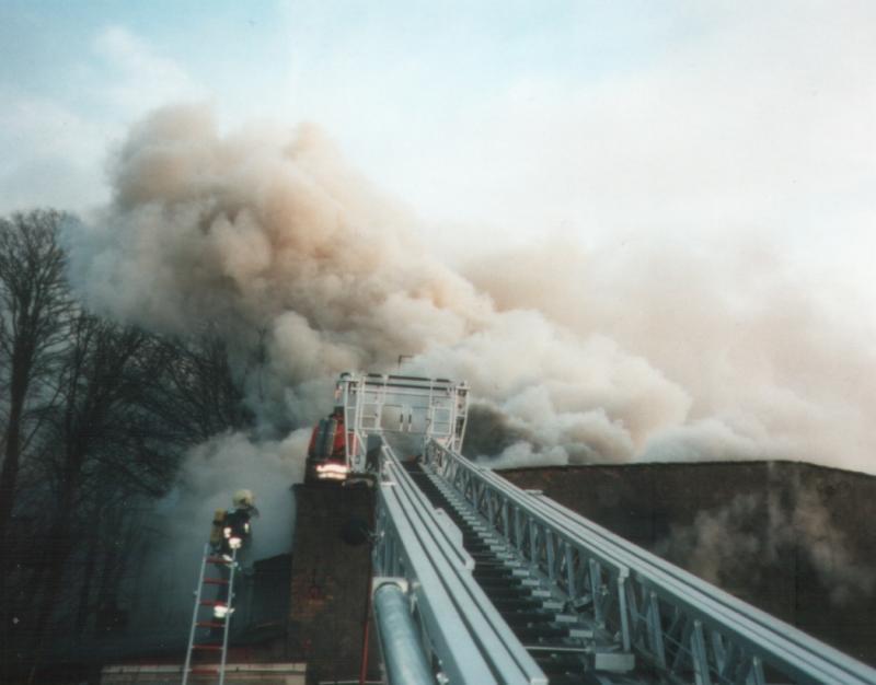 Brand Kühlungsborn